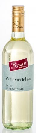 Grüner Veltliner Weinviertel DAC Klassik 2017 / Martin und Doris Birsak