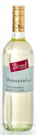 Grüner Veltliner Weinviertel DAC Galgenberg 2017 / Martin und Doris Birsak