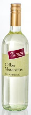 Gelber Muskateller Reipersberg 2017 / Martin und Doris Birsak