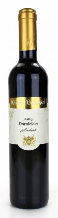 Dornfelder Andante 2015 / Paulinenhof