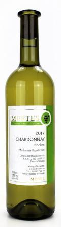 Chardonnay  2017 / Weingut Mertes