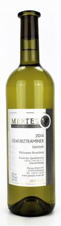 Gewürztraminer  2016 / Weingut Mertes
