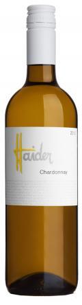 Chardonnay Spätlese 2017 / Haider Theresa und Gerhard