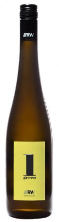 Grüner Veltliner RW 1 green 2017 / Reinhard Winiwarter Winery