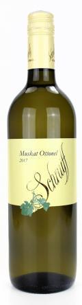 Muskat Ottonel  2017 / Weingut Schruiff
