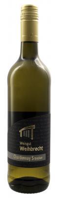 Chardonnay S trocken 2017 / Weihbrecht