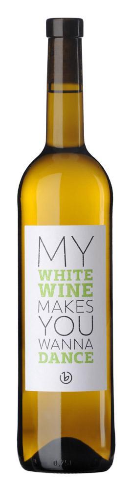 Cuvee MY WHITE WINE 2017 / Weingut Bernhardt