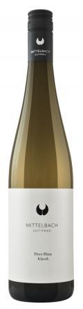 Pinot Blanc  2016 / Gottfried Mittelbach