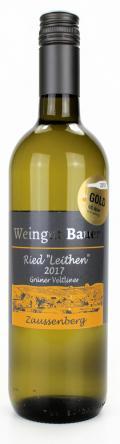 Grüner Veltliner Ried Leithen 2017 / Josef u. Claudia Bauer