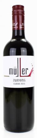 Zweigelt Classic 2015 / Müller Markus