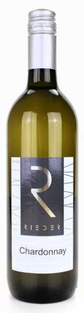 Chardonnay  2016 / Rieder