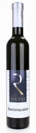 Chardonnay Beerenauslese 2015 / Rieder