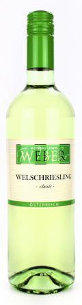 Welschriesling  2018 / Edwin Weber