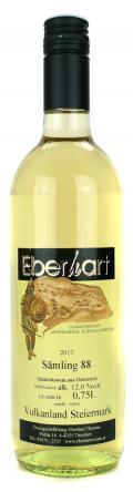 Scheurebe Sämling 88 2019 / Weinbau & Buschenschank Eberhart