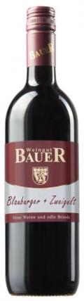 Cuvee Blauburger & Zweigelt 2017 / Weingut Franz Bauer