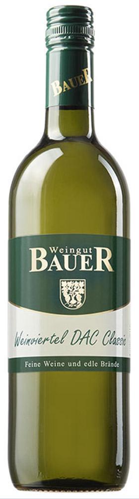 Grüner Veltliner Weinviertel DAC Classic 2017 / Weingut Franz Bauer