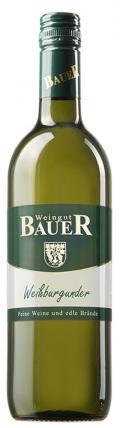 Weißburgunder  2019 / Weingut Franz Bauer