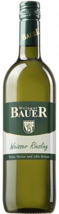 Riesling Weisser 2017 / Weingut Franz Bauer