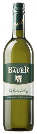 Welschriesling  2017 / Weingut Franz Bauer