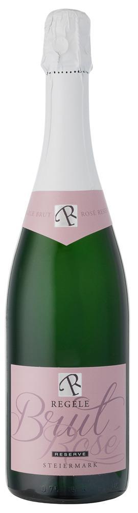 Pinot Noir Brut Rosé g.U. Reserve 2014 / Regele