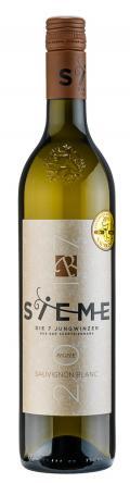 Sauvignon Blanc Sieme 2017 / Regele