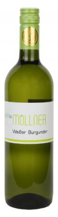 Weißburgunder  2017 / Weinbau Müllner