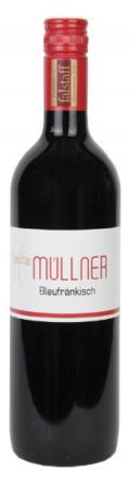 Blaufränkisch  2015 / Weinbau Müllner