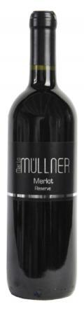 Merlot Reserve 2016 / Weinbau Müllner