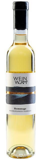 Weißburgunder HOMMAGE Ausbruch 2015 / WEINWURM