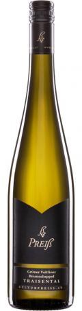 Grüner Veltliner Ried Brunndoppel Traisental DAC Reserve 2016 / Weinkultur Preiß