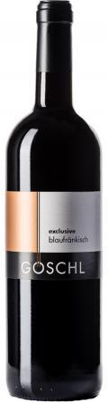 Blaufränkisch exclusive 2017 / Göschl Reinhard u. Edith