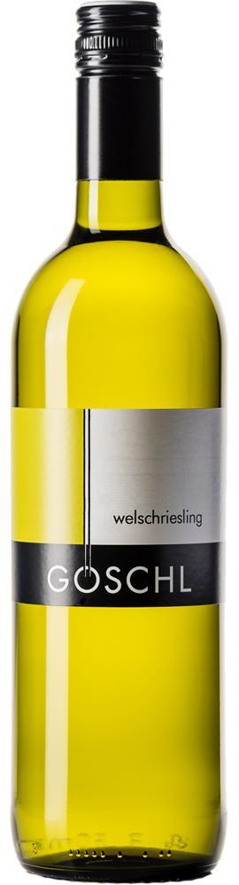 Welschriesling  2017 / Göschl Reinhard u. Edith