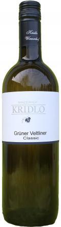 Grüner Veltliner Jungwein 2015 2015 / Kridlo