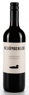 Blaufränkisch Burgenland 2017 / Schönberger