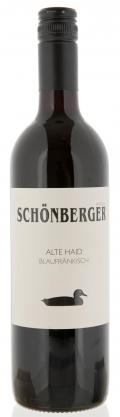 Blaufränkisch Alte Haid 2015 / Schönberger