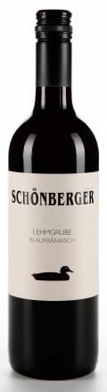 Blaufränkisch Lehmgrube 2015 / Schönberger