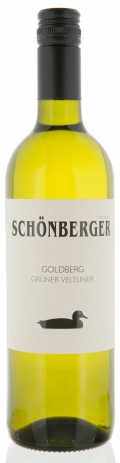 Grüner Veltliner Goldberg 2016 / Schönberger