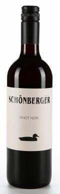 Pinot Noir  2013 / Schönberger