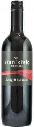 Blauer Zweigelt Zweigelt Exclusive 2017 / Kranixfeld
