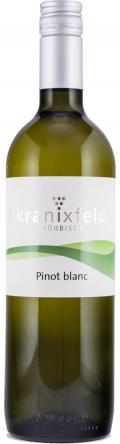 Pinot Blanc  2017 / Kranixfeld