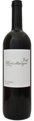 Blauer Zweigelt Qualitätswein 2016 / Josef  Bründlmayer