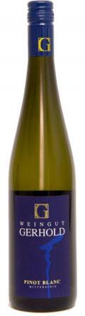 Pinot Blanc Ried Mittersteig 2016 / GERHOLD