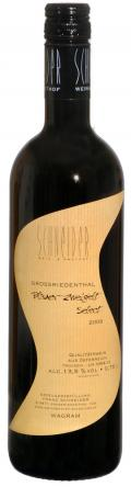 Blauer Zweigelt Select 2013 / Wein- & Obsthof Schneider