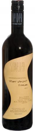 Blauer Zweigelt Premium 2013 / Wein- & Obsthof Schneider