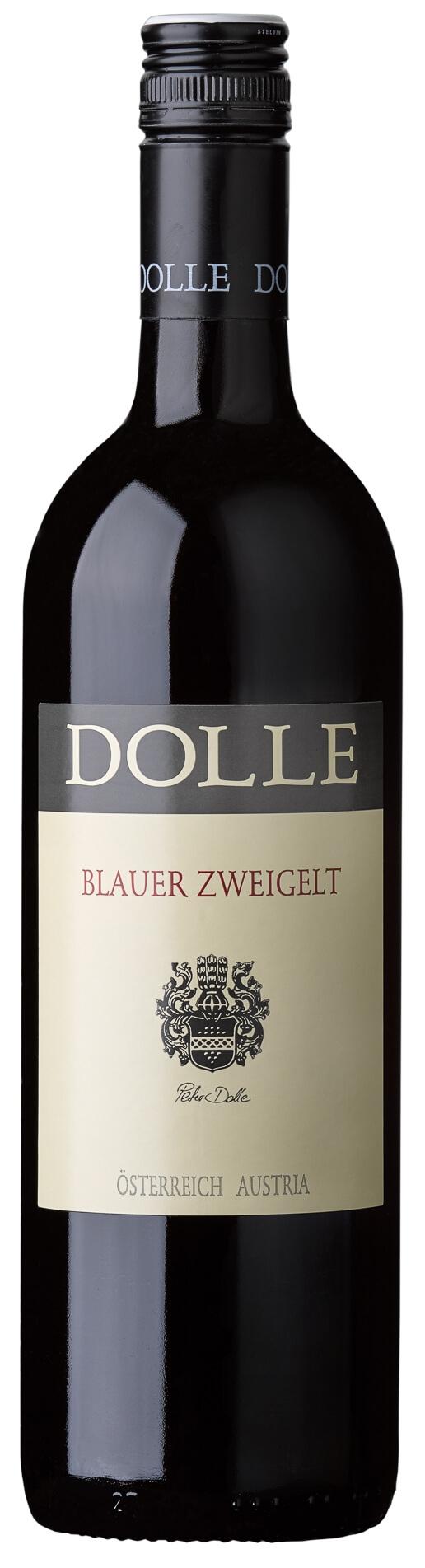 Blauer Zweigelt  2016 / Peter Dolle