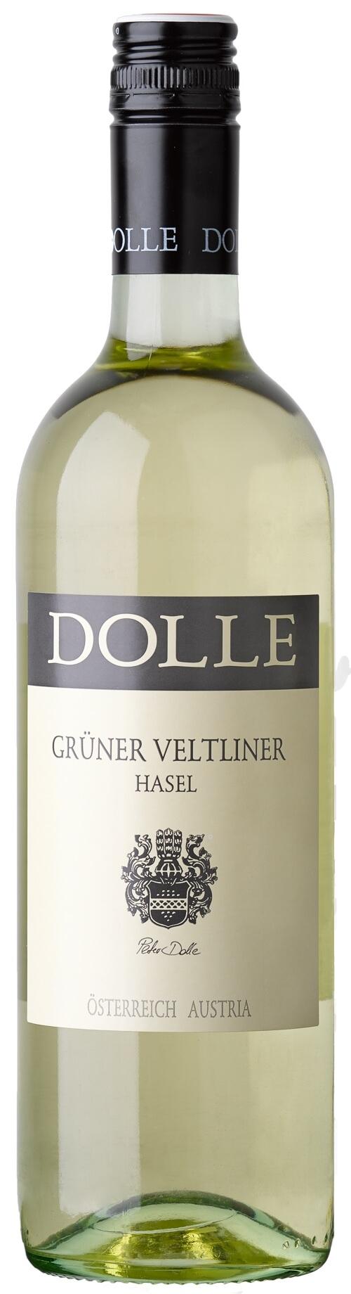 Grüner Veltliner Hasel 2018 / Peter Dolle