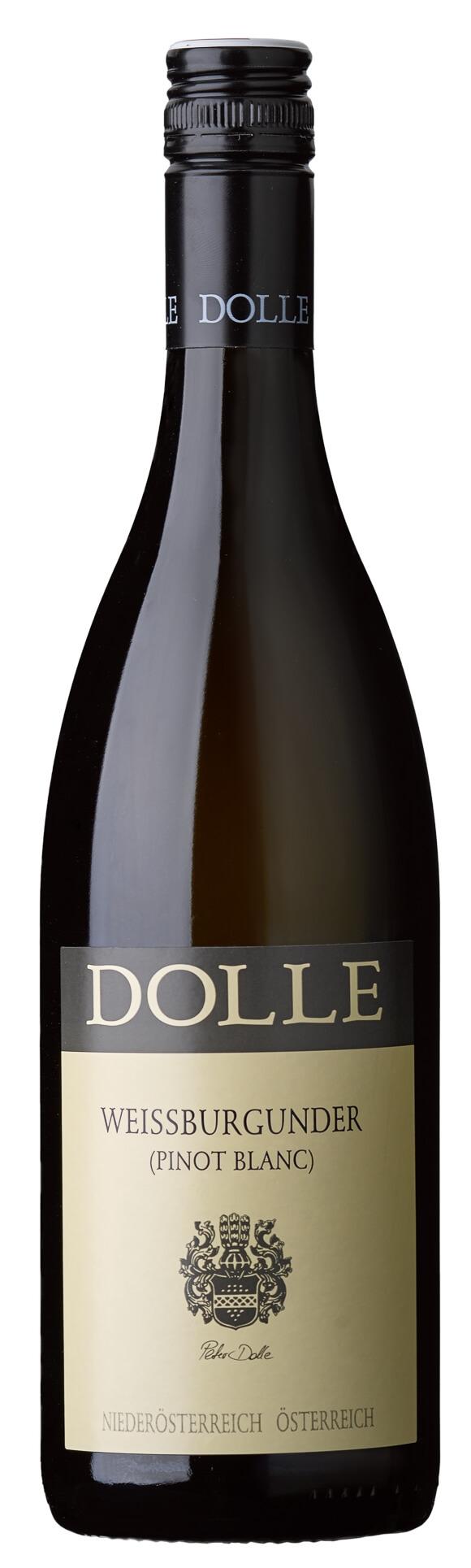 Weißburgunder Pinot Blanc 2018 / Peter Dolle
