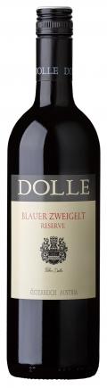 Blauer Zweigelt Reserve 2015 / Peter Dolle