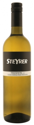 Grüner Veltliner Traisental DAC  Point 2017 / Weingut Steyrer