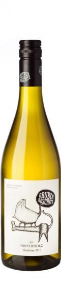 Chardonnay HINTERHOLZ 2015 / Gruber Röschitz